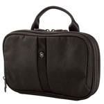 Несессер VICTORINOX Slimline Toiletry Kit 31172901 нейлон, черный 25x6x15 см, 2 л