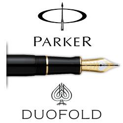 Купить ручку Parker коллекции Duofold