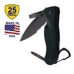 Нож Leatherman Crater Military C33TX Black 8602251N