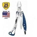Мультитул Leatherman Skeletool Blue 832209