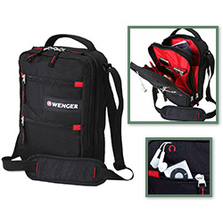 Сумка Wenger 18262166 Mini Vertical boarding bag