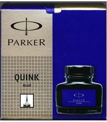 Parker Z 13 Blue флакон с чернилами для перьевой ручки 1950376