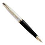 Шариковая ручка Waterman Carene Deluxe Black Silver (S0700000)
