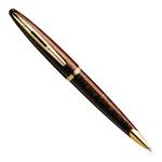 Шариковая ручка 21104 Waterman Carene Marine Amber GT (S0106970 M)