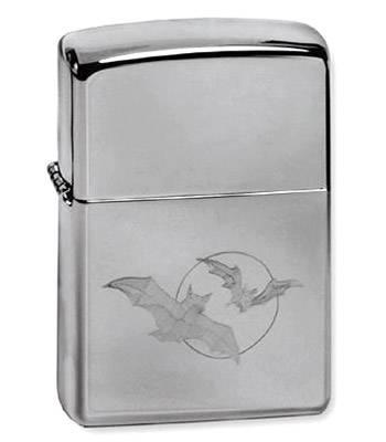 Зажигалка Zippo 150 Bats/Moon