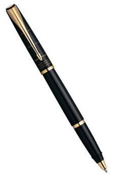 Parker Latitude T197 Black ручка-роллер (S0673920TF)