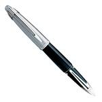 Перьевая ручка  Waterman Edson Diamond Black (S0756480 M)