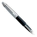 Перьевая ручка  Waterman Edson Diamond Black (S0756480 M)