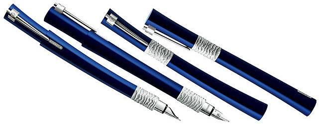 яПерьевая ручка  Waterman Serenite Blue (S0613630 F, S0613640 M)