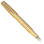 Перьевая ручка Waterman Exception Solid Gold (S0728990F, S0729000 M)