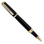 Ручка-роллер Waterman Exception Ideal Black GT (S0636810 F)