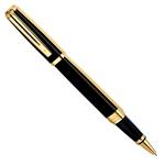 Ручка-роллер Waterman Exception Night & Day Gold GT (S0636910 F)