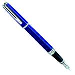 Перьевая ручка Waterman Exception Slim Blue ST (S0637090 F, S0637100 M)