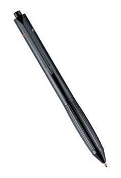 Parker Executive Highlight (multifunctional) 124 Matte Black (син+черн.стерж.+карандаш+выделитель