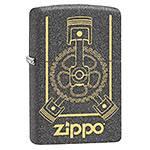 яЗажигалка Zippo 29529 Engine Iron Stone