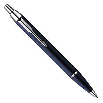 Parker IM Metal K221 Blue CT шариковая ручка S0856460