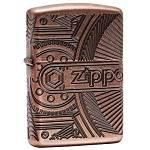 Зажигалка Zippo 29523 Armor Antique Copper