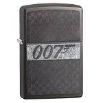 Зажигалка Zippo 29564 James Bond Black Ice