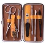 Маникюрный набор профессиональный Zinger zMSFE 201-SM (7 предметов)