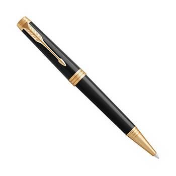 Parker Premier K560 Lacque Black GT шариковая ручка (1931412)