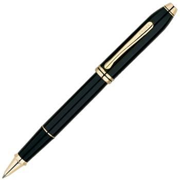 Ручка-роллер Cross Townsend Black (575)