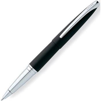 Ручка-роллер Cross ATX Baselt Black (885-3)