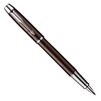 яParker IM Premium F222 Metallic Brown перьевая ручка S0949710
