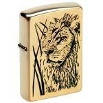 Зажигалка Zippo 204B Proud Lion