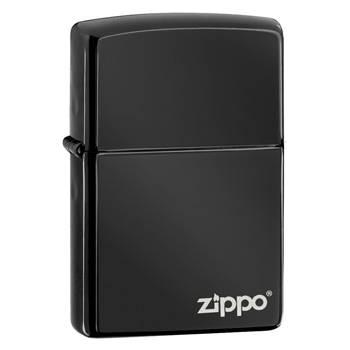 Зажигалка Zippo 24756ZL Ebony