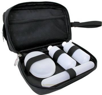 "Несессер Swissgear SA8756213 ""Deluxe toiletry kit"" черный, 26х17х18см"