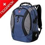 """Рюкзак Wenger 1015315 """"Neo"""" синий/серый с отделением для ноутбука 15"""" 36x23x47cm (39л)"""