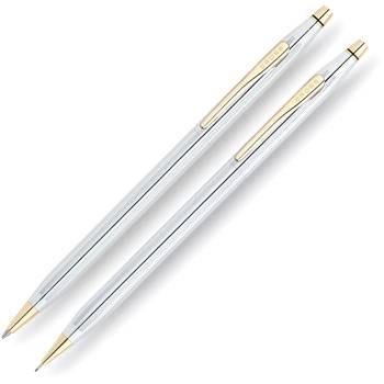 Набор Cross Century Classic Medalist шариковая ручка+карандаш (330105)
