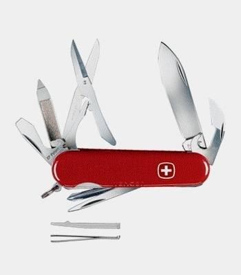 яНож Wenger Classic 1.16.09 Армейский нож красный