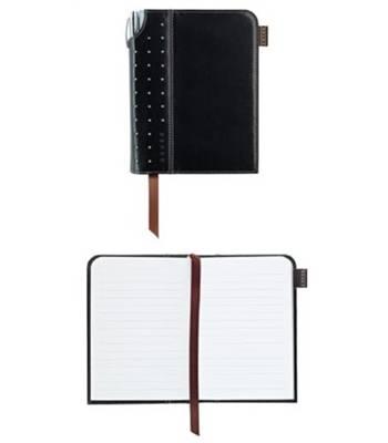 Записная книжка Cross AC236-1S с ручкой (черная)250страниц