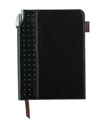 Записная книжка Cross AC236-1M с ручкой (черная)250страниц