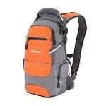 """Рюкзак Wenger 13024715-2 """"Narrow hiking pack"""" серый/оранжевый 47х23х18см (19л)со светоотражающ элеме"""