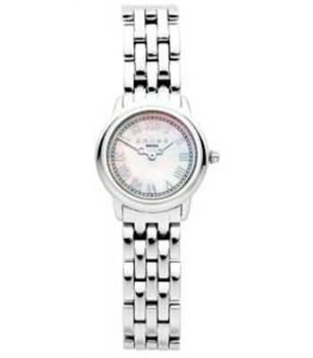 Часы женские Cross WFAK39 Chicago, стальной браслет / перламутровый циферблат