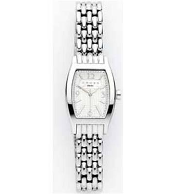 Часы женские Cross WFAK41 Manhattan, стальной браслет / белый циферблат