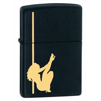 Зажигалка Zippo 24892 Black Matte