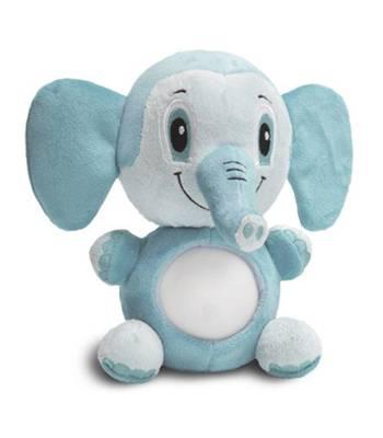 """Детский ночник - светильник Nite Nite Lightzzz NNL-0006 Мягкая игрушка """"Слон Оливер"""""""