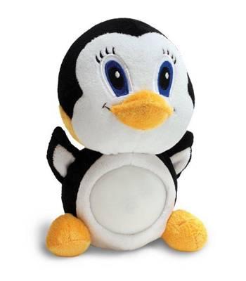 """Детский ночник - светильник Nite Nite Lightzzz NNL-0007 Мягкая игрушка """"Пингвин Пэкстон"""""""