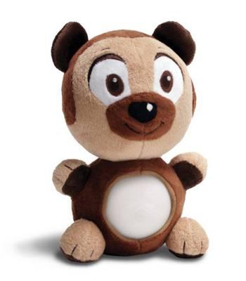 """Детский ночник - светильник Nite Nite Lightzzz NNL-0008 Мягкая игрушка """"Медведь Бенджамин"""""""
