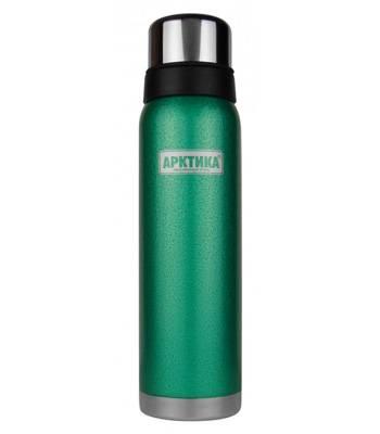 """яТермос """"Арктика"""" с узким горлом 106-900 (американский дизайн, зелёный, 900 мл)"""