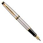 Перьевая ручка Waterman Expert 3 Stainless Steel GT  (S0951940)