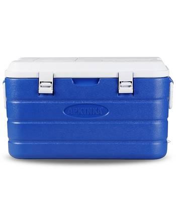 Изотермический контейнер Арктика 2000-40 с аккумулятором холода синий 40литров(64х36х35см) вес3,7
