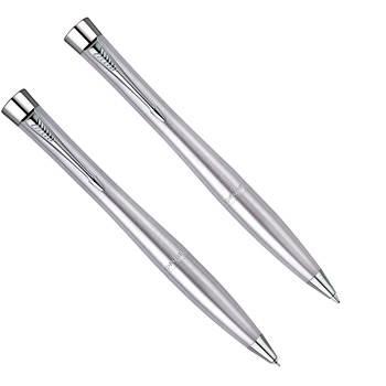 яНабор Parker Urban SKB200 Metro Metallic шарик.ручка+карандаш(SKB200)