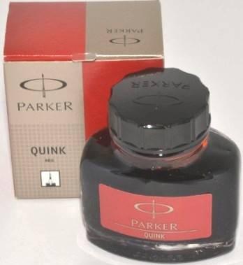 Parker Z 13 Red флакон с чернилами для перьевой ручки