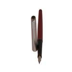Перьевая ручка Parker Jotter, 1987г., перо - нерж. сталь, М, арт.19-1