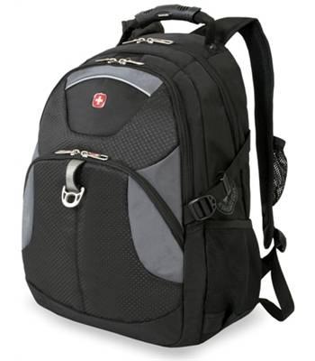 """Рюкзак Wenger 3259204410 черный с отделением для ноутбука15"""" 34х17х47 см (26л."""