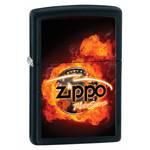 Зажигалка Zippo 28335 Black Matte